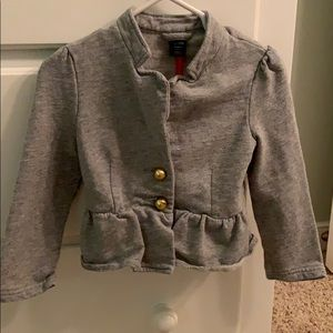 Little toddler grey blazer for (2years) old